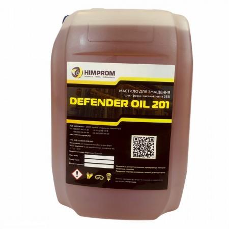 Смазка для опалубки и форм DEFENDER OIL-201