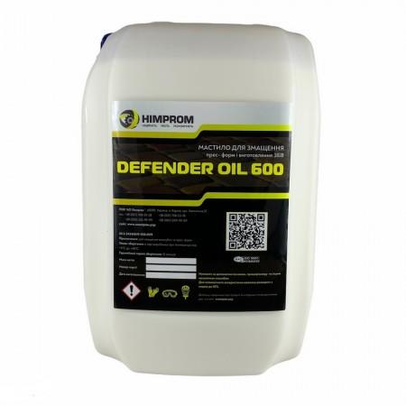 Смазка для форм и опалубки DEFENDER OIL-600
